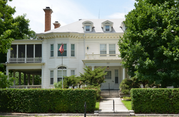 The Oliver Shepard Picher House