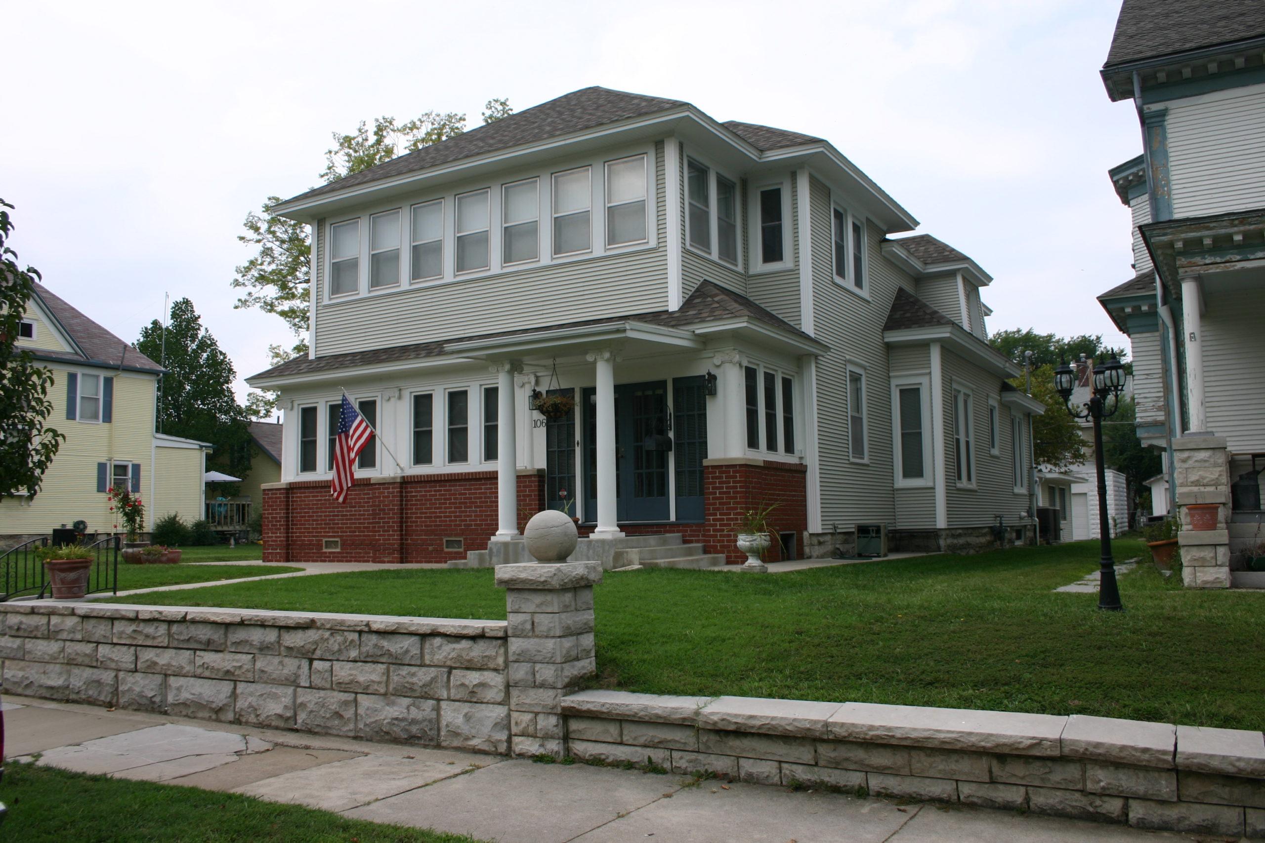 The Thomas Connor Nolan House